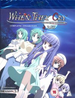 When They Cry - Rei, Season 3