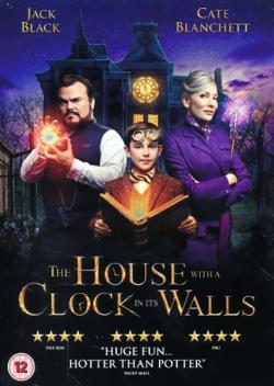 The House With a Clock in Its Walls/Huset med den mystiska klockan