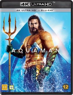 Aquaman (4K Ultra HD+Blu-ray)