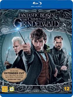 Fantastiska vidunder: Grindelwalds brott (Extended Cut)