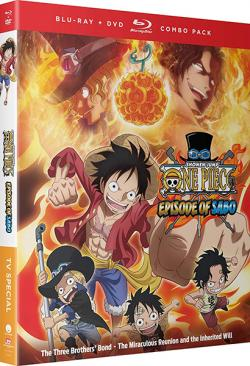 One Piece Episode of Sabo TV Special