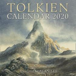 The Tolkien Official Calendar 2020