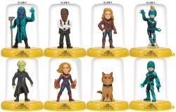 Captain Marvel Domez Mini Figures 7 cm Series 1