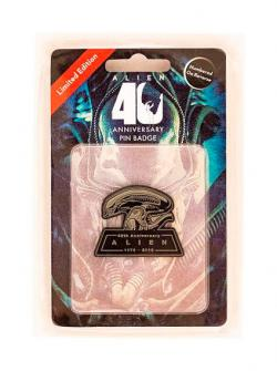 Alien Pin Badge 40th Anniversary