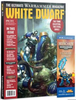 White Dwarf Monthly Nr 32 April