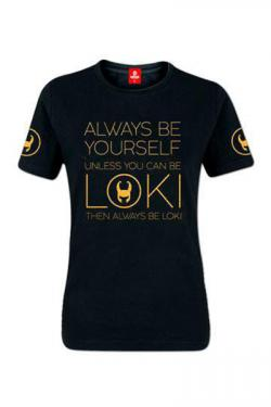 Always be Loki Ladies T-Shirt