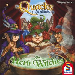 The Herb Witches - The Quacks of Quedlinburg Expansion