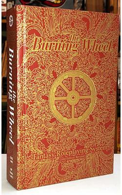 The Burning Wheel RPG Gold Edition REVISED