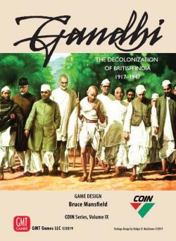 Gandhi - The Decolonization of British India 1917-1947