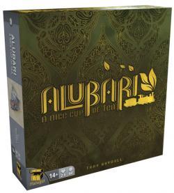 Alubari - A Nice Cup of Tea