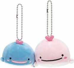 JinbeSan Plush Mini Hanging: In the Middle of my Dream