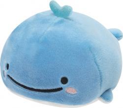 JinbeSan Little Whale Plush: Extra Small Super Soft