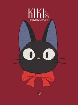 Kiki's Delivery Jiji Plush Journal