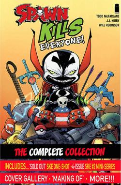 Spawn Kills Everyone Complete Collection