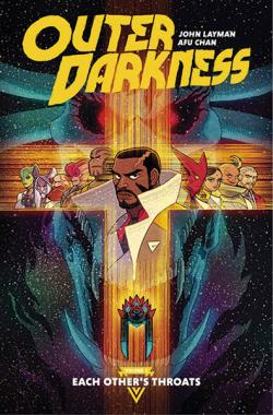 Outer Darkness Vol 1