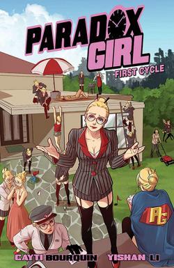 Paradox Girl Vol 1