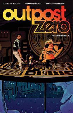 Outpost Zero Vol 2