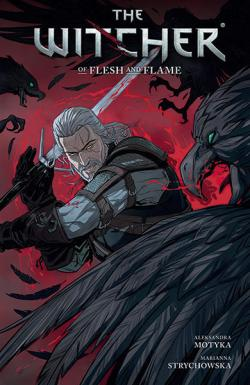 The Witcher Vol 4: Of Flesh and Flame