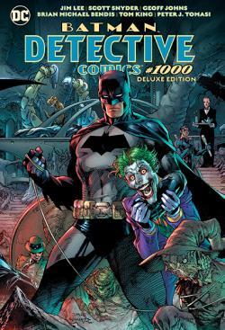 Detective Comics #1000 Deluxe Edition