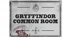 Harry Potter Small Tin Sign - Common Room