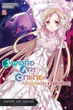 Sword Art Online Novel 16