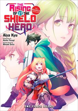 The Rising of the Shield Hero Vol 11
