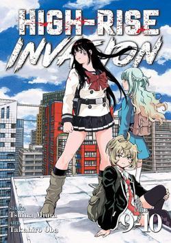 High-Rise Invasion Vol 9-10