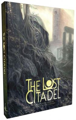Lost Citadel RPG: A Setting Sourcebook for 5E