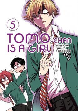 Tomo-chan is a Girl! Vol 5