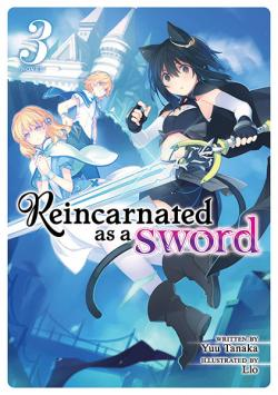 Reincarnated as a Sword Light Novel Vol 3