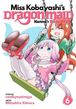 Miss Kobayashi's Dragon Maid: Kanna's Daily Life Vol 6