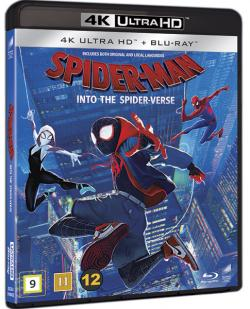 Spider-Man: Into The Spider-Verse (4K Ultra HD+Blu-ray)