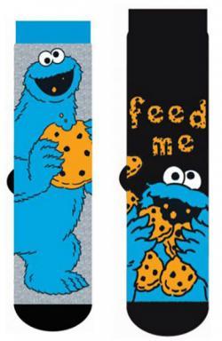 Cookie Monster V2 Socks 2-Pack