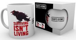 Mug Surviving isn't Living