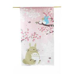 My Neighbor Totoro Japanese Curtain Totoro Cherry Tree