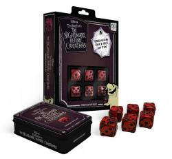 Nightmare Before Christmas Premium Dice Set