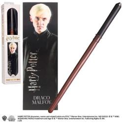 Draco Malfoy PVC Wand with 3D Lenticular Bookmark