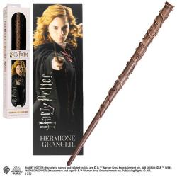 Hermione Granger PVC Wand with 3D Lenticular Bookmark