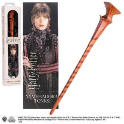 Nymphadora Tonks PVC Wand with 3D Lenticular Bookmark