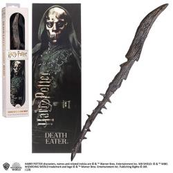 Death Eater PVC Wand with 3D Lenticular Bookmark