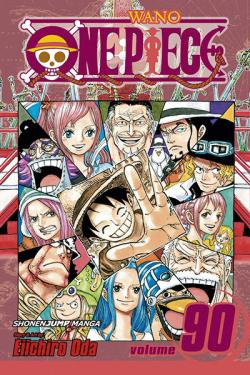 One Piece Vol 90