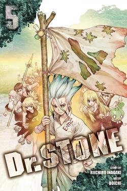 Dr Stone Vol 5