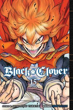 Black Clover Vol 15
