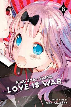 Kaguya-Sama: Love is War Vol 8
