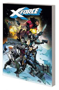 X-Force Vol 1: Sins of the Past
