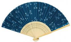 Folding Fan: Tonbo (Dragonfly)