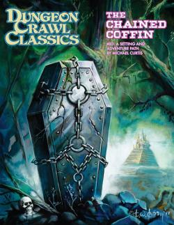 #83 The Chained Coffin (Hardcover)