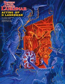 Lankhmar #3 - Acting Up in Lankhmar