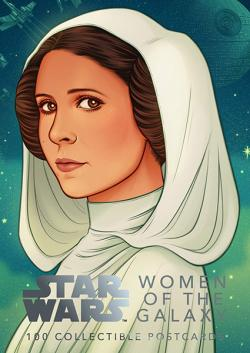 Star Wars: Women of the Galaxy 100 Collectible Postcards