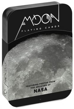 Moon Playing Cards